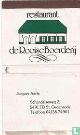 Restaurant De Rooise Boerderij