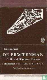 Restaurant De Erwtenman