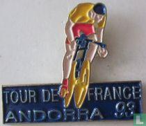Andorra Tour de France 93