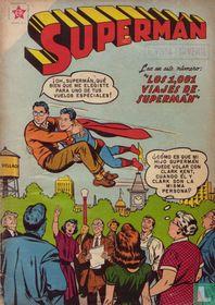 los 1,001 viajes de Superman