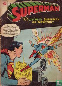 El primer superman de Krypton