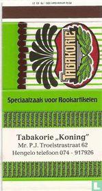 """Tabakorie """"Koning"""""""