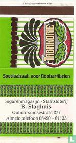 Sigarenmagazijn - Staatsloterij B.Slaghuis