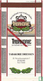 Tabakorie Driessen