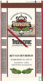 Ben van den Bergh
