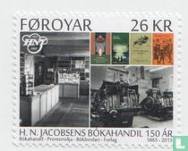 150 years of bookstore H.N. Jacobsens