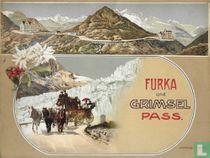 Furka und Grimsel Pass.