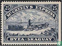 Lokale post Alaska - Mc GREELY EXPRESS