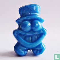 Top Hat (blauw)