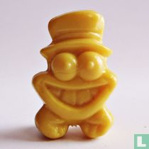 Top Hat (geel)
