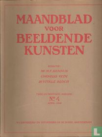Maandblad voor Beeldende Kunsten 4 Twee en Twintigste jaargang