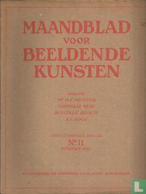 Maandblad voor Beeldende Kunsten 11 Twee en Twintigste jaargang