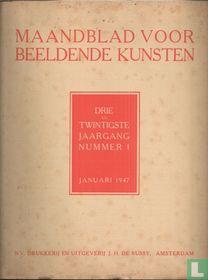 Maandblad voor Beeldende Kunsten 1 Drie en Twintigste jaargang