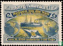 Hamburg-Amerika Stoombootverbinding