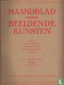 Maandblad voor Beeldende Kunsten 8 Twee en Twintigste jaargang