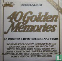40 Golden Memories