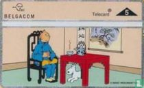 Tintin 5- Kuifje en de Zonnetempel - 2