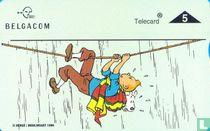 Tintin 9 - De zonnetempel 2