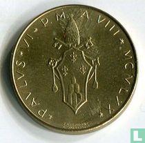 Vaticaan 20 lire 1970