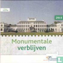 "Netherlands mint set 2015 ""Monumental stays"""