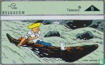 Tintin 7 - Het gebroken oor 2