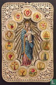 Prière de Saint Bernard (meerluik)