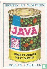 Java - erwten en wortelen