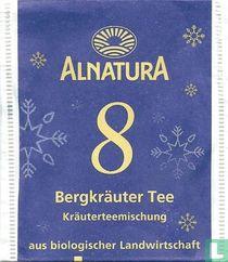 8 Bergkräuter Tee