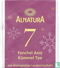 7 Fenchel Anis Kummel Tee