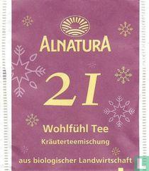 21 Wohlfühl Tee