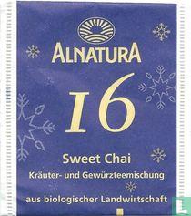 16 Sweet Chai