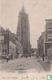 Gorinchem, - Kruisstraat, Jans Toren