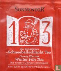 13  Schneeballschlacht Tee