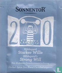 20  Starker Wille