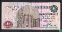 Egypt 10 Pounds 2003 , 19 Augustus