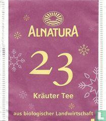 23 Kräuter Tee