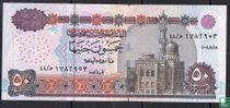Egypte 50 Pounds