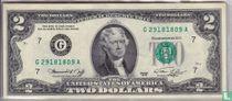 Verenigde Staten 2 dollars 1976 G