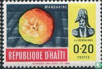 J.J. Dessalines en mandarijn