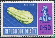 JJ Dessalines en fruit