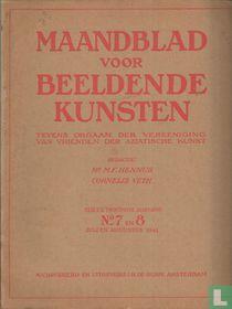 Maandblad voor Beeldende Kunsten 7 Een en twintigste jaargang