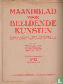 Maandblad voor Beeldende Kunsten 12 achttiende jaargang
