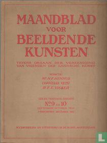 Maandblad voor Beeldende Kunsten 9 Een en twintigste jaargang