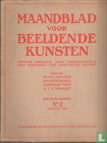 Maandblad voor Beeldende Kunsten 2 Achttiende jaargang