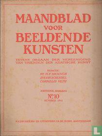 Maandblad voor Beeldende Kunsten 10 achttiende jaargang