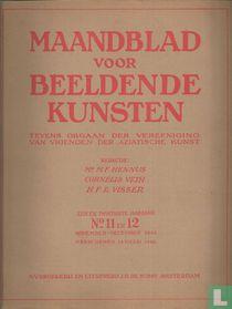 Maandblad voor Beeldende Kunsten 11 Een en twintigste jaargang