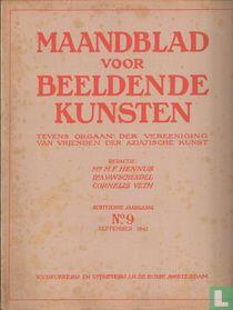 Maandblad voor Beeldende Kunsten 9 achttiende jaargang