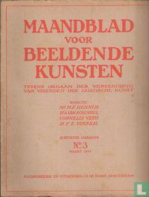 Maandblad voor Beeldende Kunsten 3 Achttiende jaargang