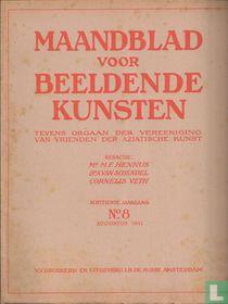 Maandblad voor Beeldende Kunsten 8 achttiende jaargang