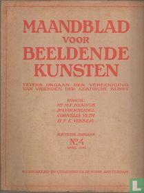 Maandblad voor Beeldende Kunsten 4 Achttiende jaargang